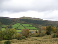 Countryside just before Glencar Lough